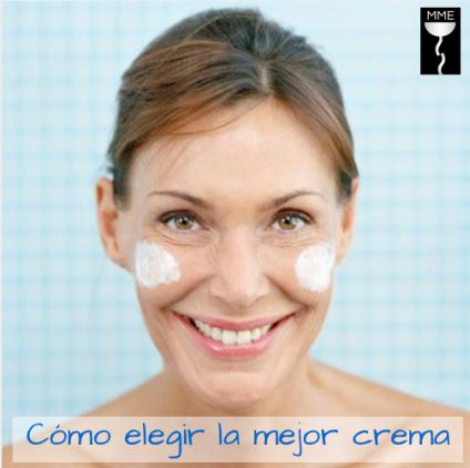 MME - Cómo elegir la mejor crema
